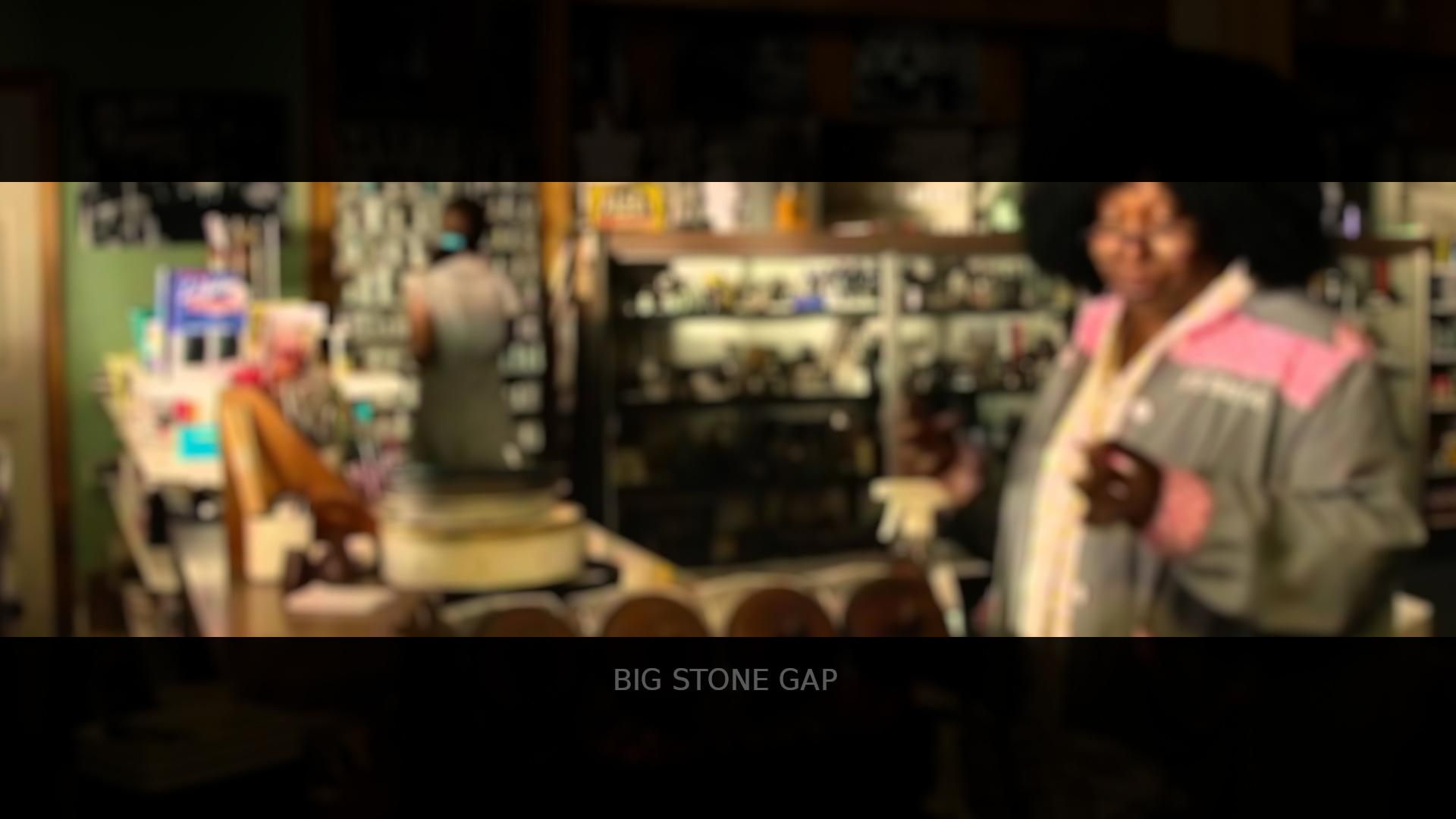 big stone gap 2014 trailer